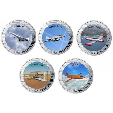 2020. Historia de la aviación. 1ª serie