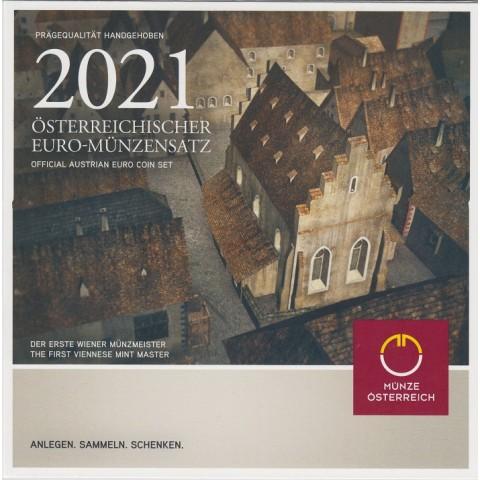 2021. cartera euros Austria