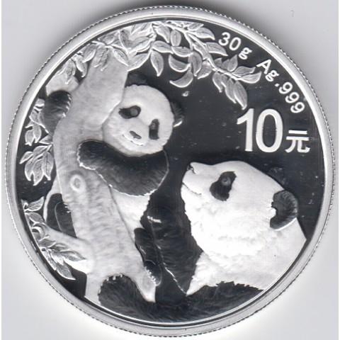 2021. Onza China. Panda