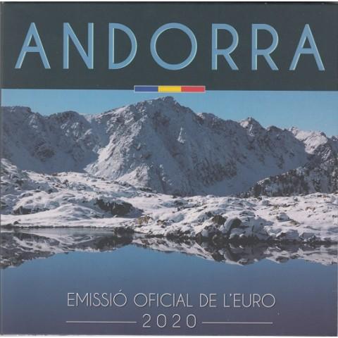 2020. Cartera euros Andorra