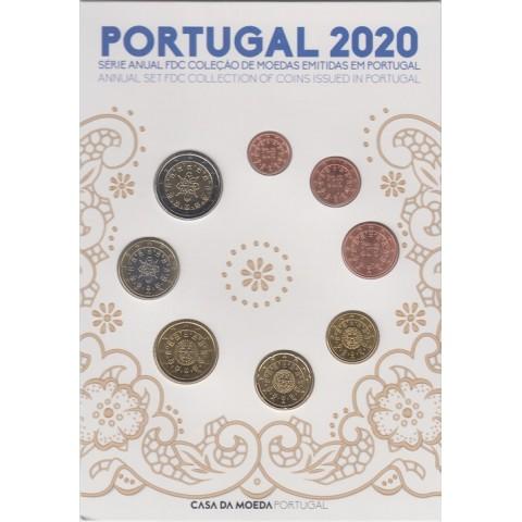 2020. Tira euros Portugal