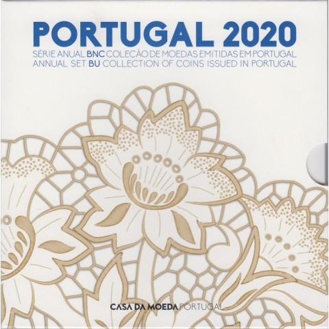 2020. Cartera euros Portugal