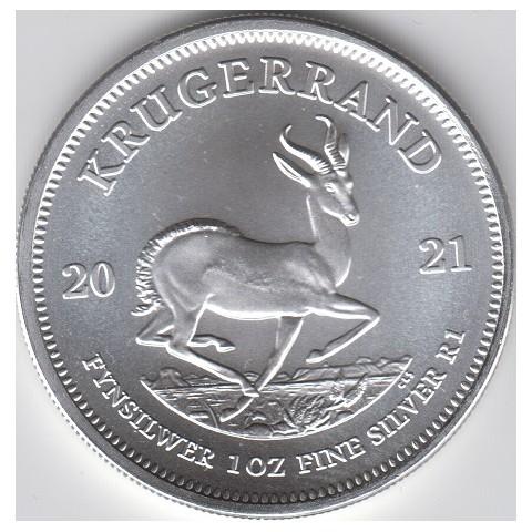 2021. Onza Sudáfrica. Krugerrand