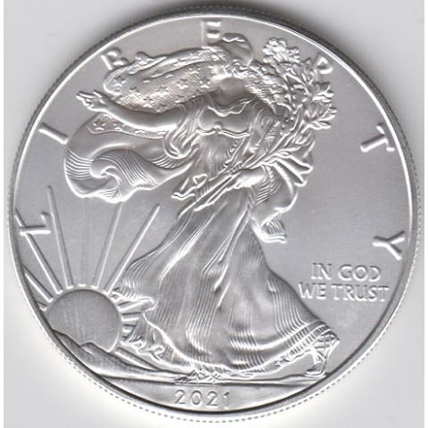 2021. Onza EEUU. Eagle