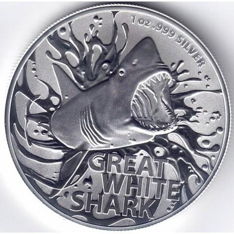 2021. Onza Australia. Tiburon Blanco