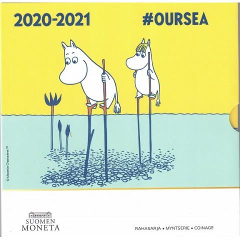 2020. Cartera euros Finlandia
