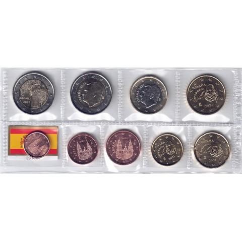 2021. Tira euros España 9 Valores