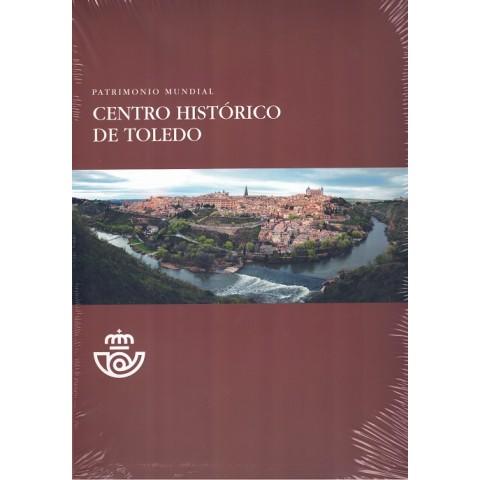 2021. Cartera euros España Toledo