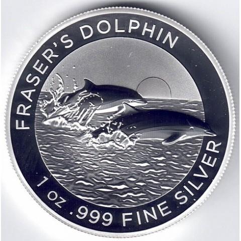 2021. Onza Australia. Delfin