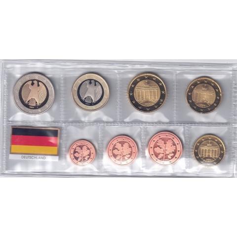 2004. Tira euros Alemania