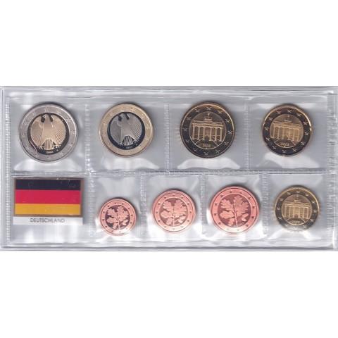 2003. Tira euros Alemania