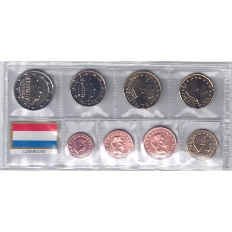 2021. Tira euros Luxemburgo