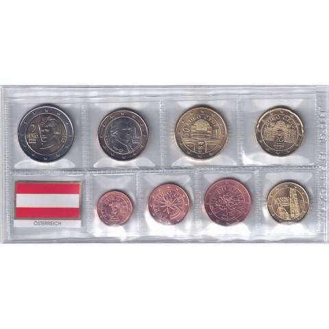 2021. Tira euros Austria