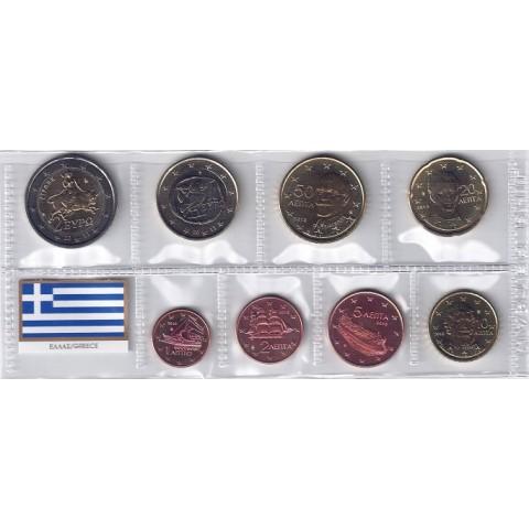 2013. Tira euros Grecia