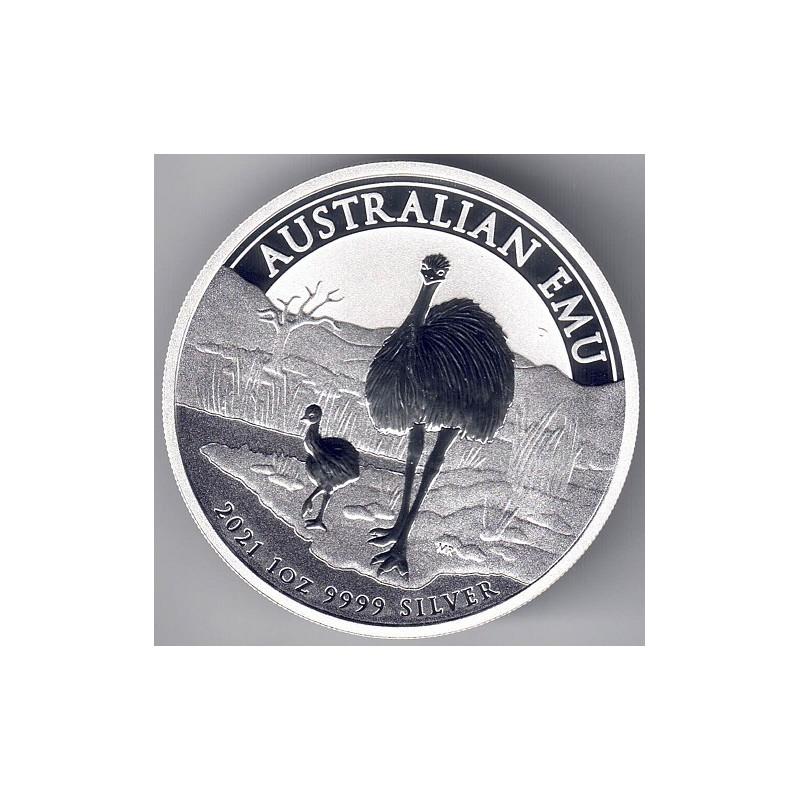2021. Onza Australia. EMU
