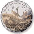 2021. 450 Aniv. Batalla Lepanto. 50 euros