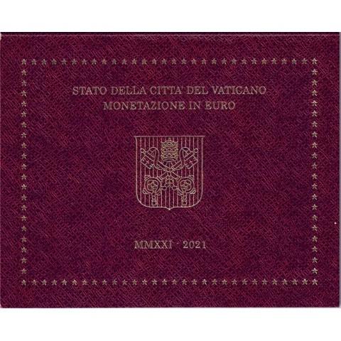 2021. Cartera euros Vaticano