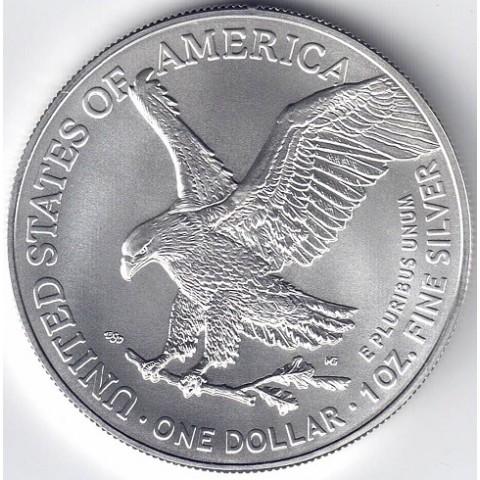 2021. Onza EEUU. Eagle. Nuevo diseño