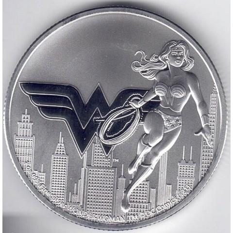 2021. Onza Niue. Wonder Woman