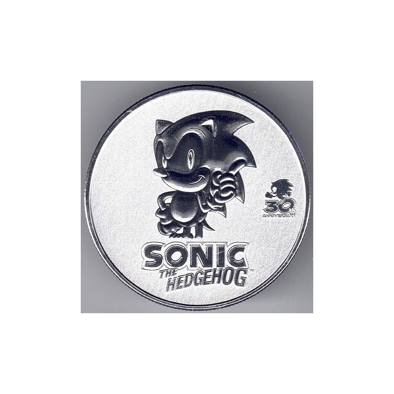 2021. Onza Niue. Sonic