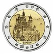 "2012. 2 Euros Alemania A-Berlín ""Baviera"""