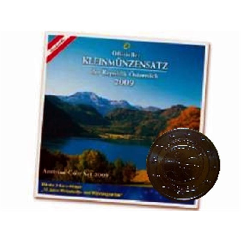 2009. Cartera euros Austria