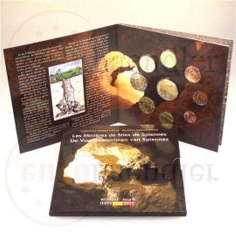 2011. Cartera euros Bélgica