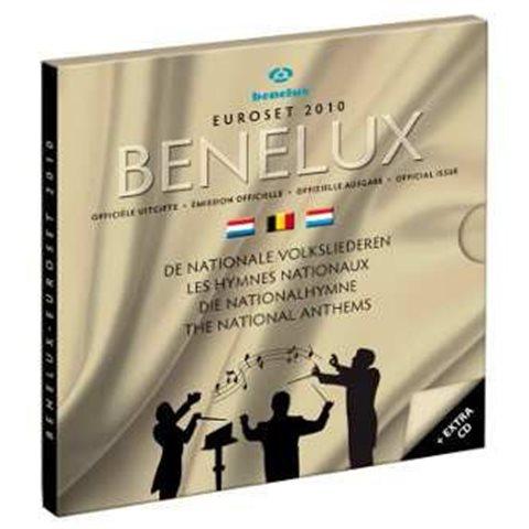 2010. Cartera euros Benelux
