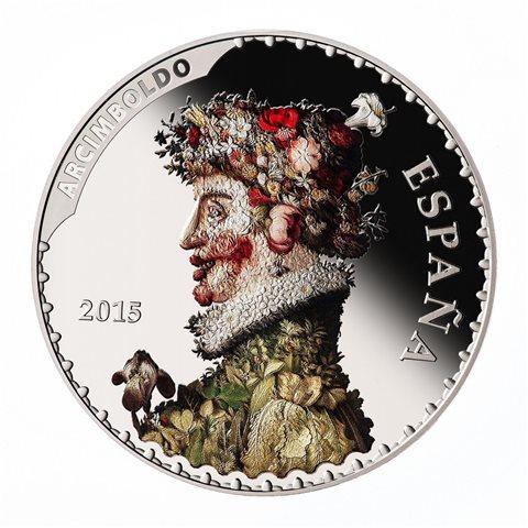 2015. Tesoros Museos. 50 euros