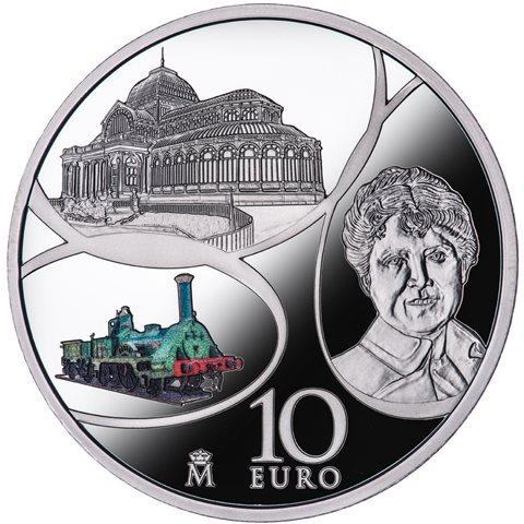 2017. Edad de hierro y cristal. 10 euros