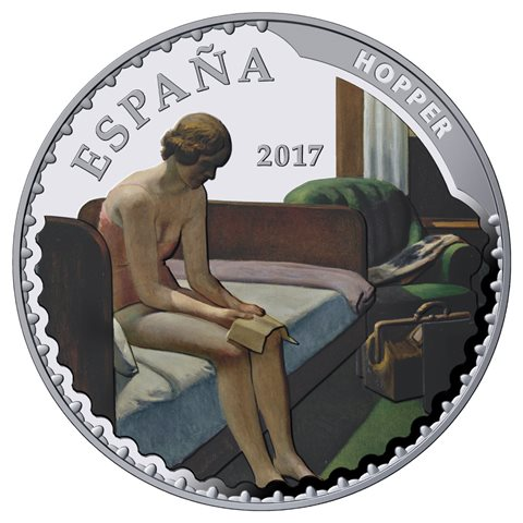 2017. Tesoros Museos. 50 euros