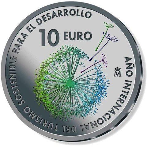 2017. Turismo Sostenible. 10 euros