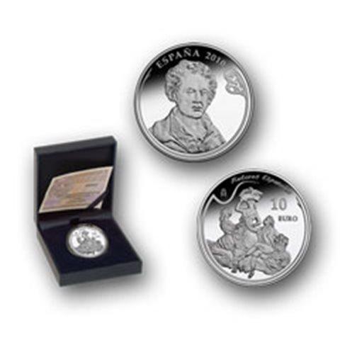 """2010. Goya. 10 euros """"La Vendimia"""""""