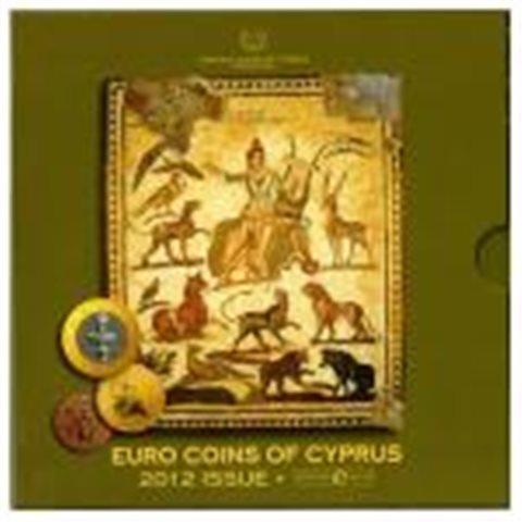 2012. Cartera euros Chipre