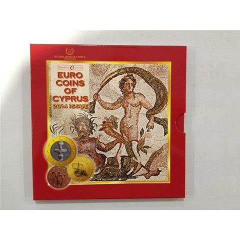 2014. Cartera euros Chipre
