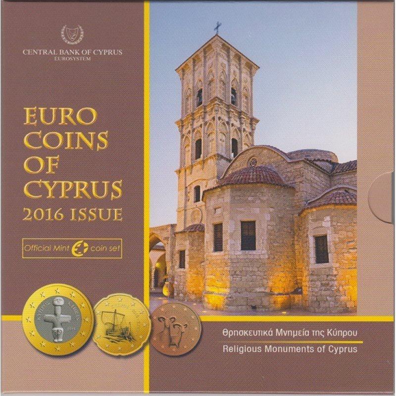 2016. Cartera euros Chipre