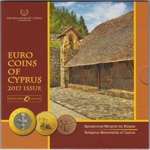 2017. Cartera euros Chipre